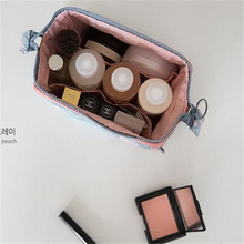 Travel Cosmetic Bag Make Up Bag Zipper