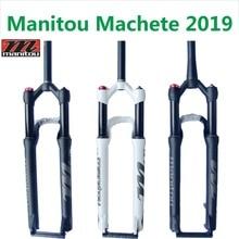 Велосипедная вилка Manitou Marvel Comp Machete 27,5 29er, воздушные вилки, размер, горный велосипед MTB, вилка с подвеской PK to SR SUNTOUR