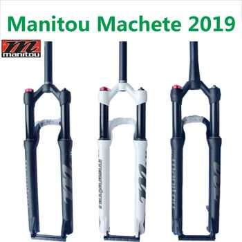Bicycle Fork Manitou Marvel Comp Machete 27.5 29er air Forks size Mountain MTB Bike Fork suspension PK to SR SUNTOUR 2019 - DISCOUNT ITEM  5% OFF All Category