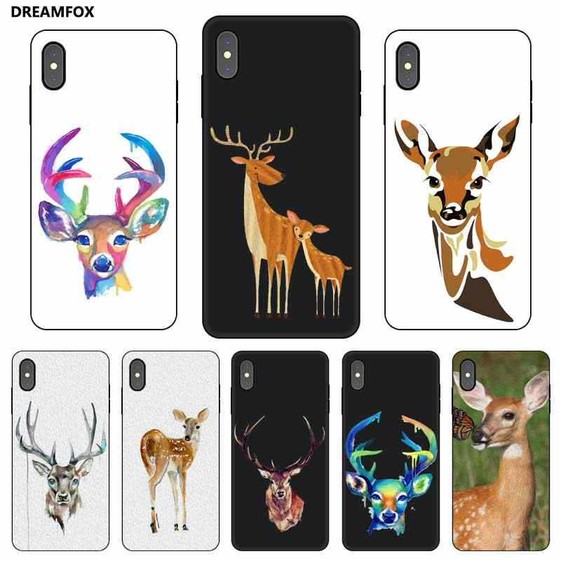 Deer and Fawn iphone 11 case