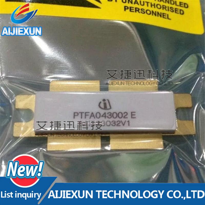 1Pcs PTFA043002E ThermallyEnhanced High Power RF LDMOS FET 300 W 470 860 MHz TO-62 New and original1Pcs PTFA043002E ThermallyEnhanced High Power RF LDMOS FET 300 W 470 860 MHz TO-62 New and original