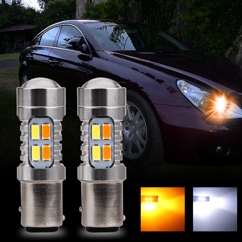цены 2pcs 20W Amber P21/5W 1157 BAY15D 20 led 5630 SMD High Power Tail Brake Stop Bulbs Car Light Source Parking Lamp Auto Tail Bulb