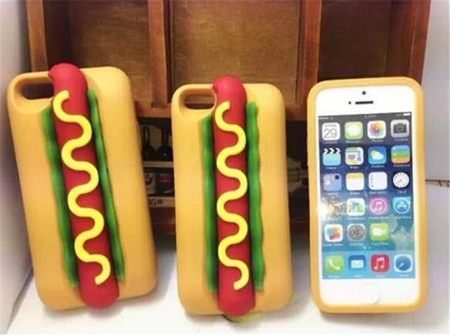 coque iphone 5 en 3d