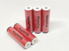 MasterFire 5pcs/lot Genuine Protected Sanyo 18650 NCR18650GA 3.7V 3500mAh Rechargeable Lithium Battery 10A Discharge with PCB