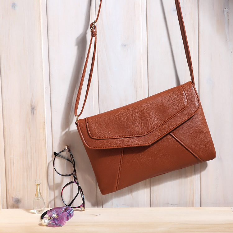 Small Bags for Women  Messenger Bags Leather Female Newarrive Sweet Shoulder Bag Vintage Leather Handbags Bolsa Feminina at Lowest Price 11