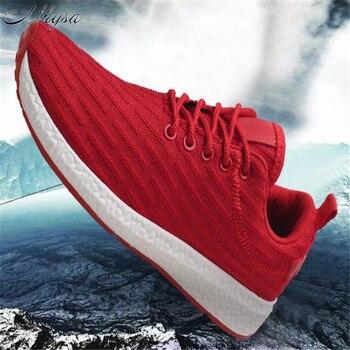 Mhysa 2020 nueva versión coreana de la tendencia de los zapatos de deportes salvajes para hombres zapatos de marea transpirable primavera y otoño Z111