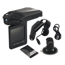 Профессиональный 2.5 дюймов Full HD 1080 P Видеорегистраторы для автомобилей Авто-камеры видео Регистраторы регистраторы инфра-красный