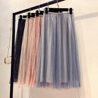 5abd9a0b Błyszczące Spódnica Sprzedaż online
