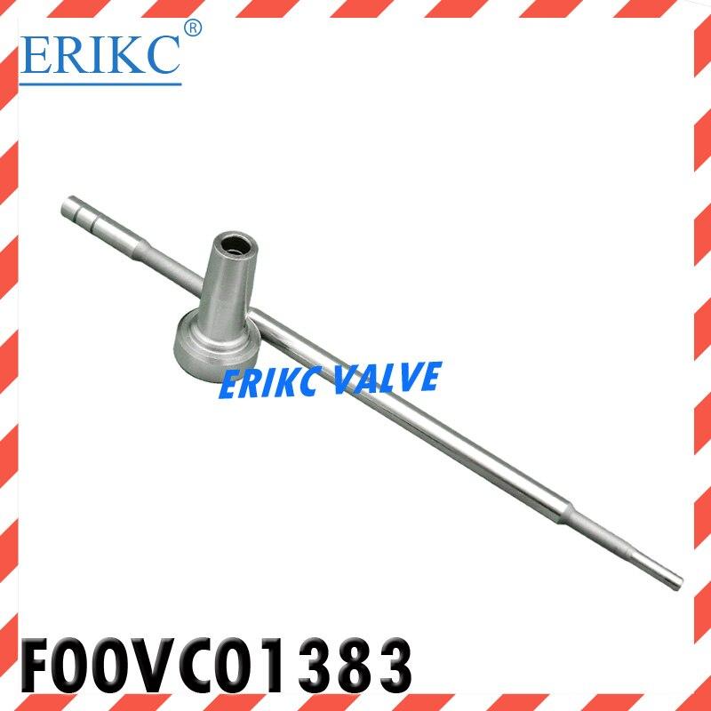 ERIKC F 00V C01 383 electronic control valve F00VC01383 piston valve assembly F ooV C01 383 piezo injector valve
