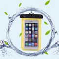 Super Seal  Waterproof Underwater Mobile Phone Case Bag Pouch for iPhone 4s 5s 5c SE 6 6s 7 Plus for Samsung Galaxy S4 S5 S6 S7