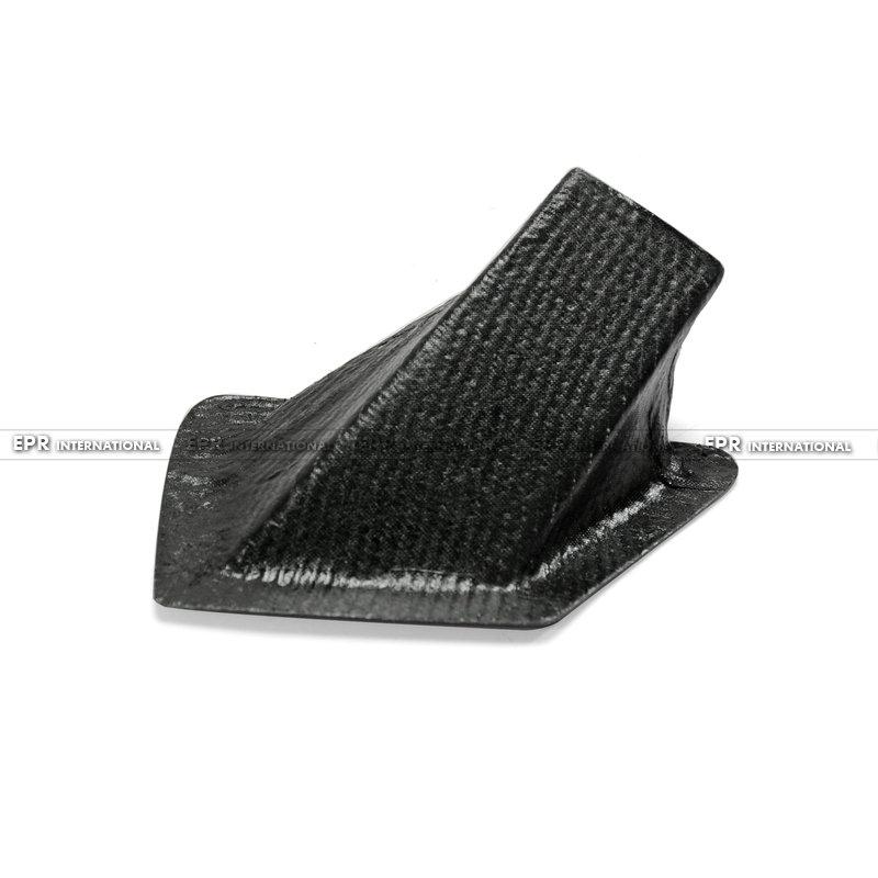 370Z Z34 Front Bumper duct set CF(9)_1
