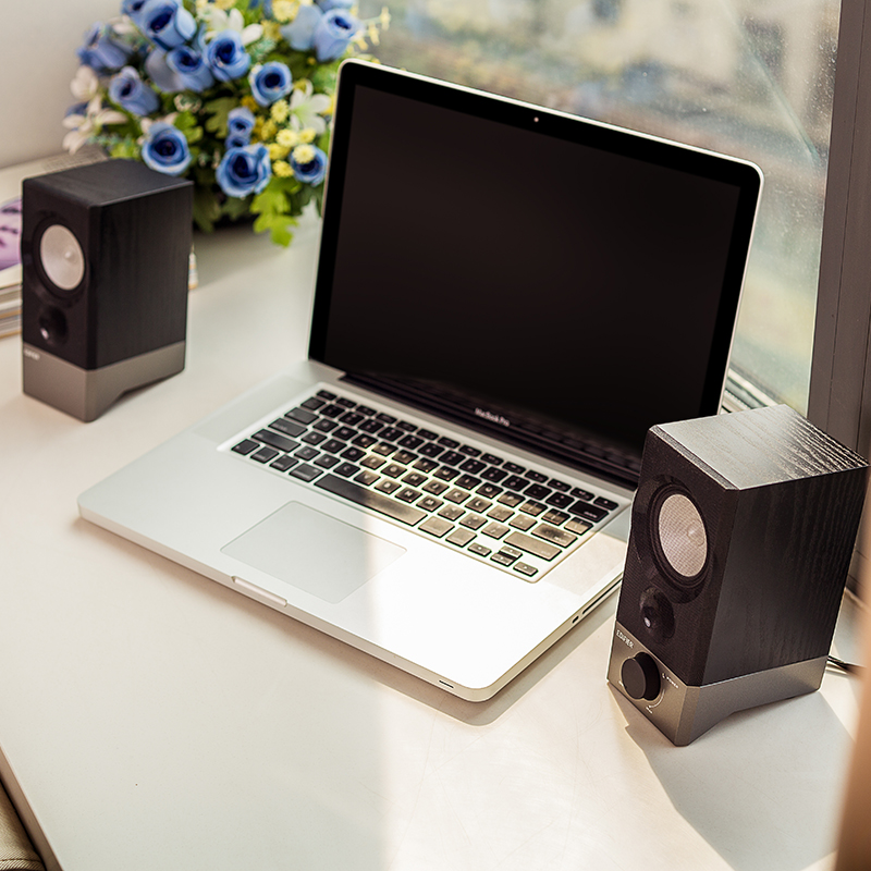 High Quality Mini Speaker Design For Close Listening Active USB Powered 1