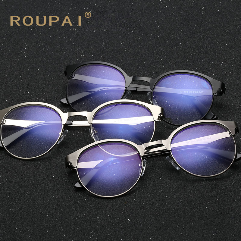 Apparel Accessories Rbewtp Square Frame Rose Gold Anti Blue Light Blocking Glasses Led Computer Reading Glasses Radiation-resistant Gaming Eyewear Women's Blue Light Blocking Glasses