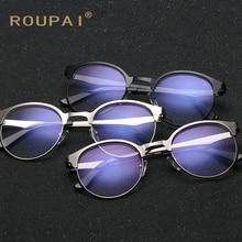 VEITHDIA Anti Blue Light Goggles led Reading Glasses Radiation-resistant eyeglasses Computer Gaming Glasses Frame Eyewear UV400