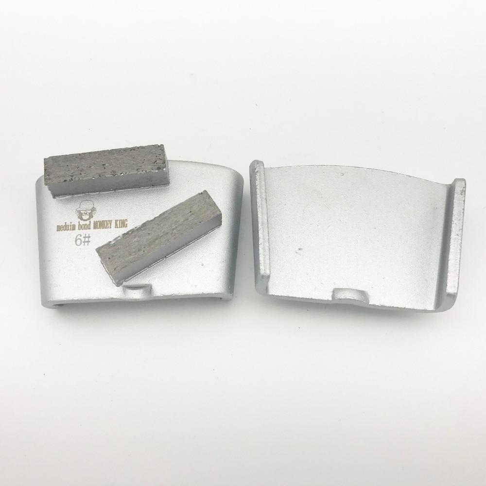 EZChange HTC slijpsegmentpad Metaal Diamant Beton Slijpschijf - Schurende gereedschappen - Foto 4