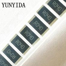 50 pces smd resistor 2512 0.04r 40mr r040 1%