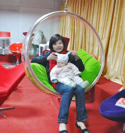 acrylic bubble bubble chair leisure chair pendants space indoor hammock chair hanging chair swing transparent
