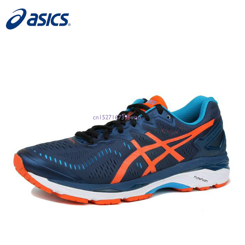 70b3c400 ASICS GEL-KAYANO 23 Asics 2019 New Hot Sale Men's Cushion Stability Running  Shoes ASICS Sports Shoes Sneakers GQ Gym Shoes Men
