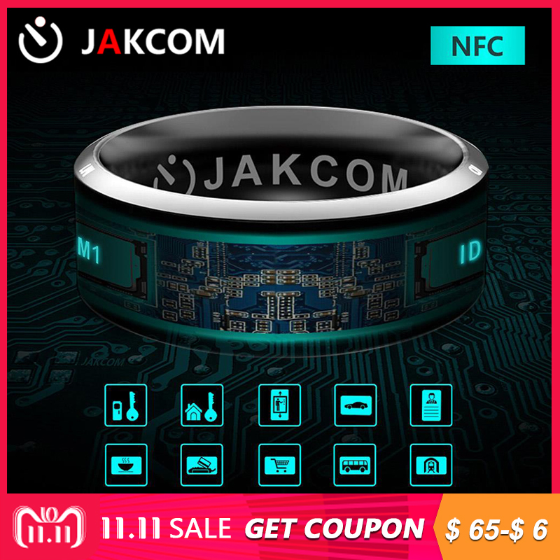 Original Jakcom R3 Smart Ring Wear Magic Finger NFC Ring IC ID Card for Android Windows NFC Mobile Phone Waterproof Smart Ring купить недорого в Москве
