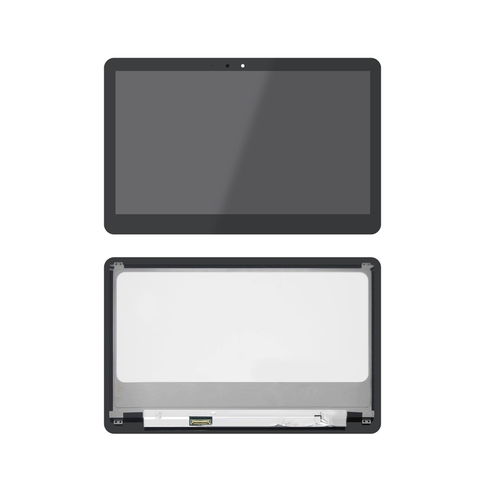 13.3 LED LCD Display Screen assembly+Front Glass Replacement For HP Spectre 13-3000 Series 13-3010ea 13-3010eg free shipping 13 3 2560x1440 touch replacement screen for hp spectre xt 13t 3000 13t 3010