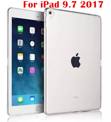 For iPad Pro 9.7 Tablet Case For iPad 9.7 2017 Clear Soft TPU Back Cover Case For iPad air air2 2 3 4 5 6 Mini2 mini3 mini4 tpu tablet back cover case for ipad air 2