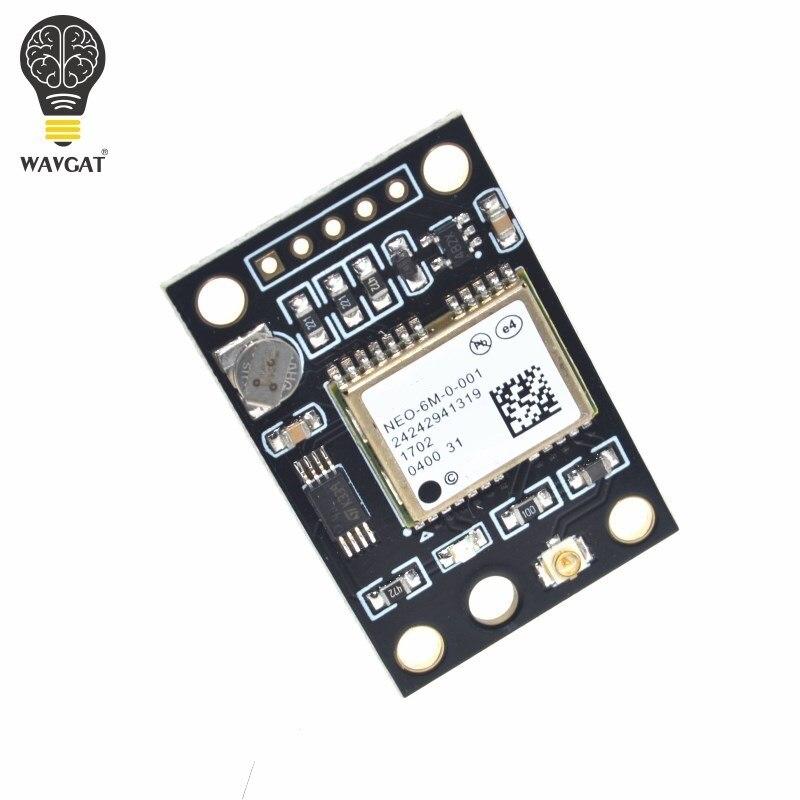 WAVGAT-GY-NEO6MV2-New-NEO-6M-GPS-Module-NEO6MV2-with-Flight-Control-EEPROM-MWC-APM2-5__