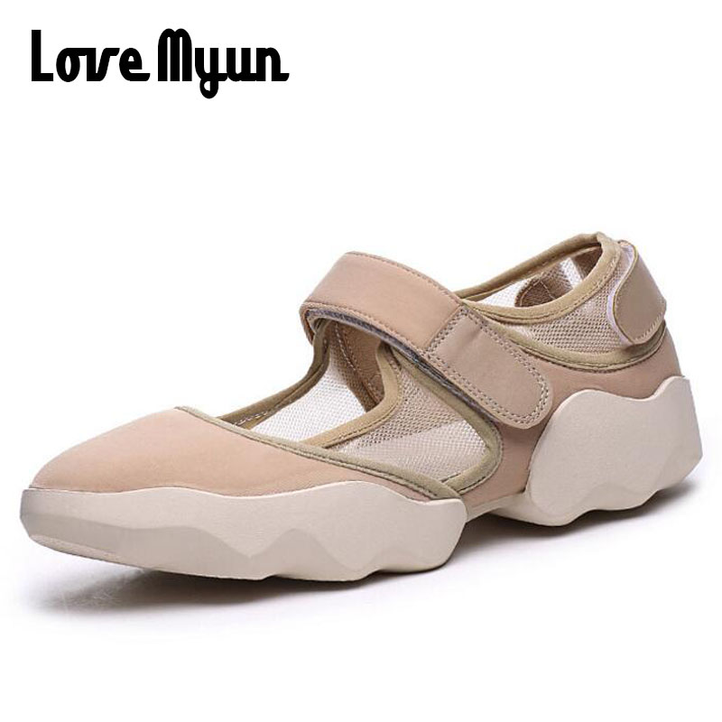 2018 Womens summer Casual sneakers shoes comfortable light weight air mesh shoes fashion female Slip-on Breathable shoes SC-25 women flat shoes for 2018 spring summer fashion air mesh womens slip on loafers breathable comfortable walking shoes size 35 41