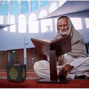 Image 5 - コーランタッチペンランプワイヤレスbluetoothスピーカーリモコンカラフルなledナイトライトイスラム教徒コーラン朗読fm tf MP3 音楽ランプ