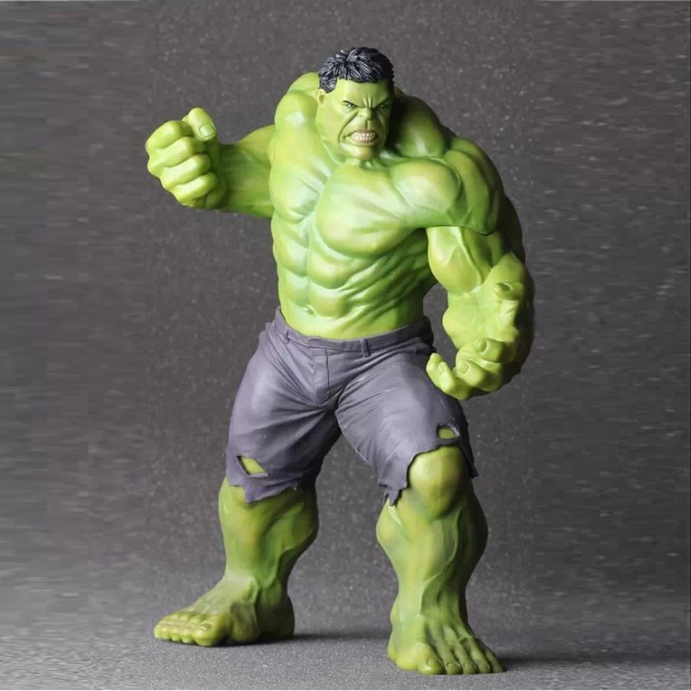 ФОТО Crazy Toys Avengers Age of Ultron Hulk Action Figure Collectable Model Muscle Man Superman DC003024