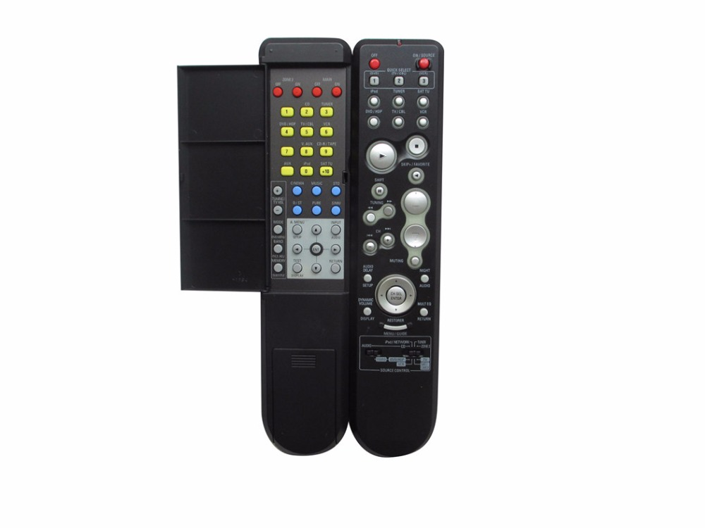 Remote Control For Denon RC-1050 AVR-487 DHT-487DV DHT-487XP RC-1043 RC-1046 AVR-787 AVR-1907 RC-1048 AVR-1507 AV A/V Receiver