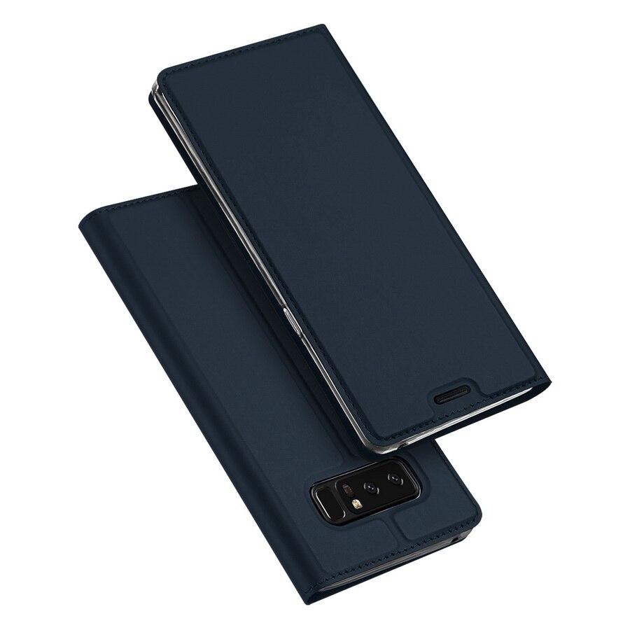 Dux DUCIS чехол для Samsung <font><b>Galaxy</b></font> Note <font><b>8</b></font> Роскошные Стенд Бумажник кожаный чехол для Samsung Примечание <font><b>8</b></font> магнитных флип Телефонные чехлы крышка