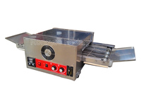 12 18 Chain typeElectric baking toaster Electrical Conveyor Bakery oven Pizza oven