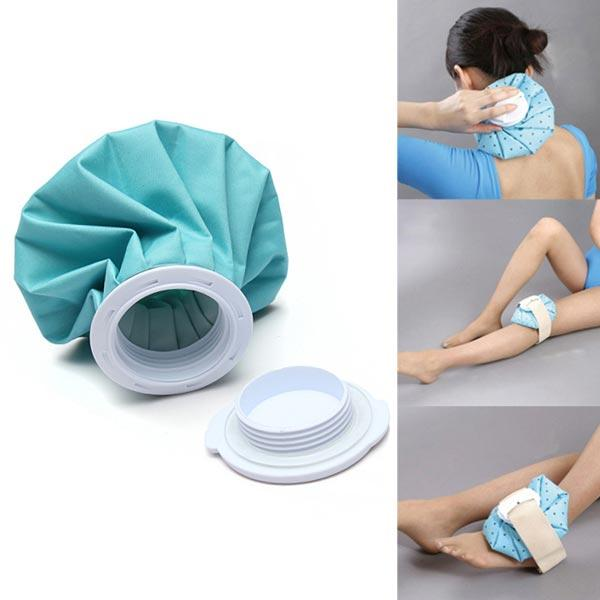 Portable Health Care Ice Bag Pack Cap For Muscle Aches Injury First Aid Care Outdoor Sports Camping Hiking Health Care Tools