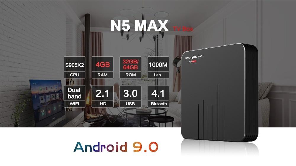N5 MAX 9 4+34 64