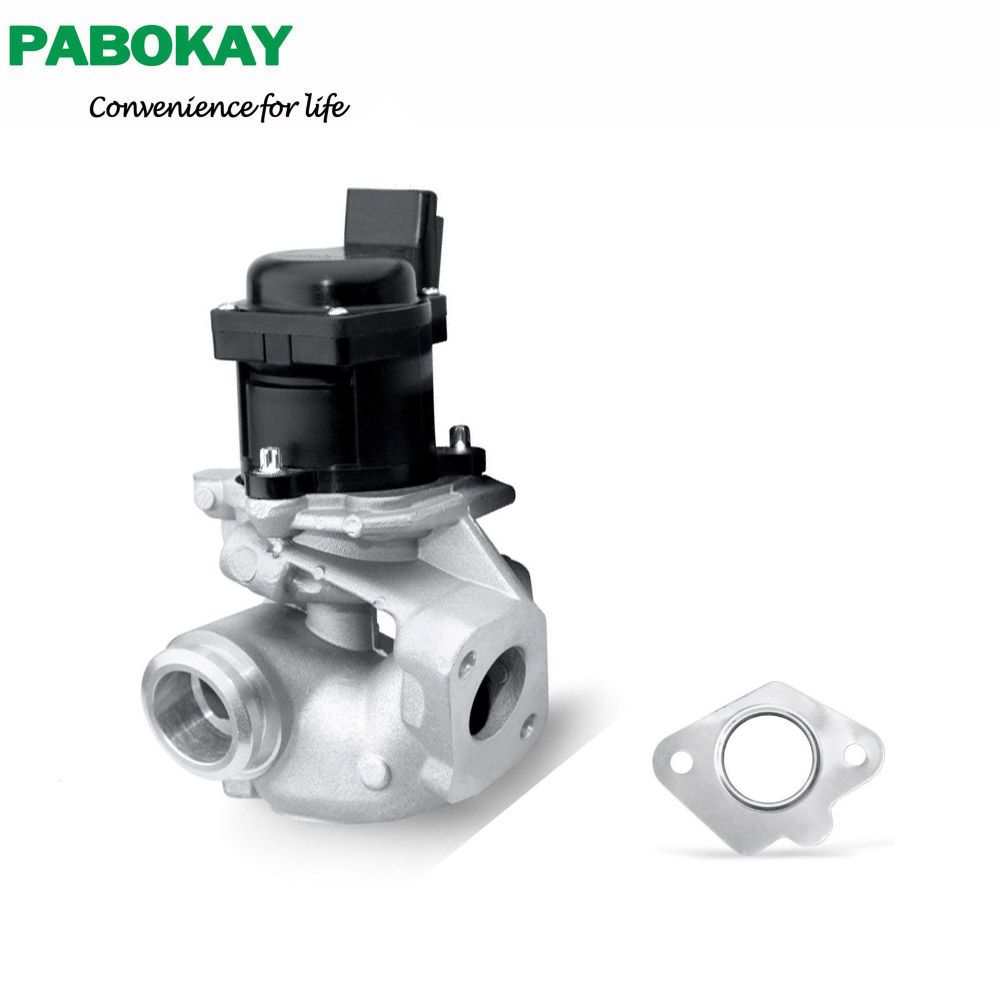 9660276280 1618.NR 1439414 161859 EGR Valve FOR Peugeot 206 207 307 308 407 1007 3008 5008 EXPERT Tepee 1.6 HDI-in Intake Manifold from Automobiles & Motorcycles    1