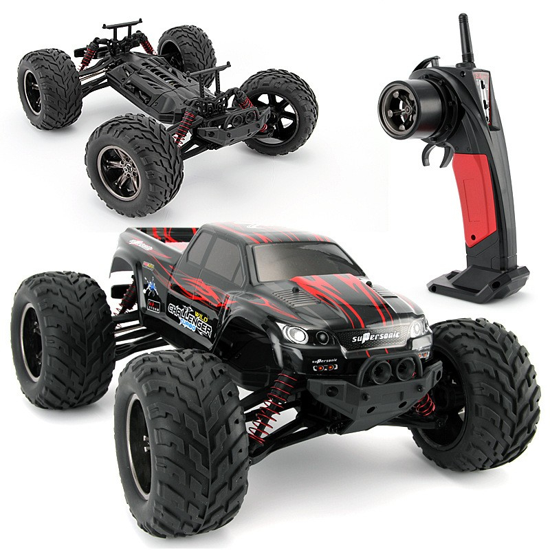 Haute qualité RC voiture 9115 2.4G 1:10 1/15 échelle voitures de course voiture supersonique monstre camion tout-terrain véhicule Buggy jouet électronique