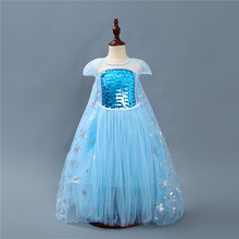3-12y Baby Girl Princess Dress for Girls Clothing Cosplay Costume Halloween Christmas Party Wedding Dress cp20td1 12a cp20td1 12y cp30td1 12a cp30td1 12y cp50td1 12y