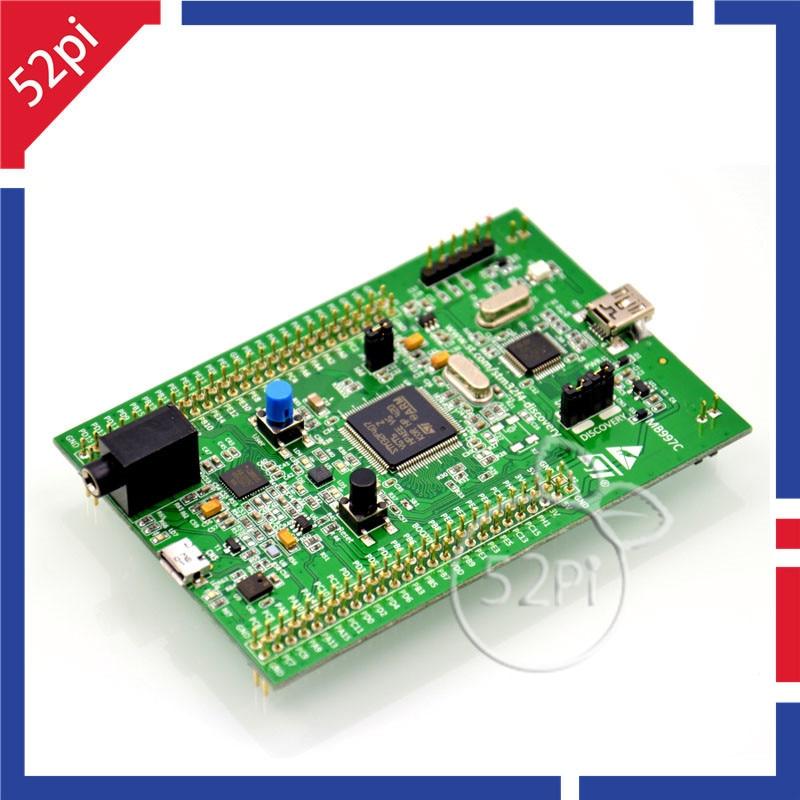 STM32F4DISCOVERY/ STM32F407G-DISC1  поместить его ST-LINK/V2 STM32 оценки макетная плата бесплатная доставка