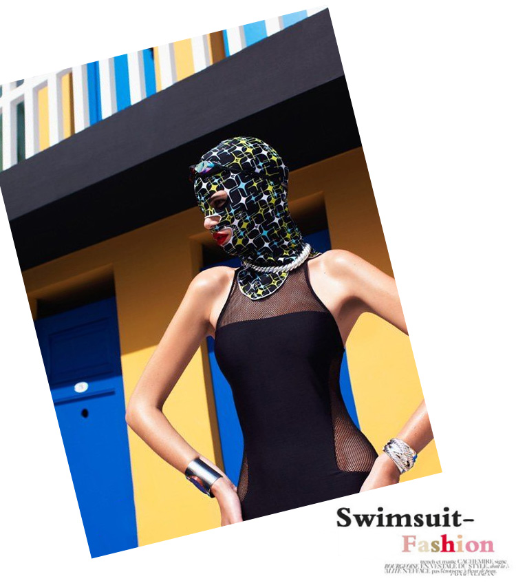 Lycra Diving Cap Snorkeling Hat Hood Neck Cover Swim Cap Wetsuit Headgear Protect Hair Ear MenCap Women Cap Swimming Cap Chapeau