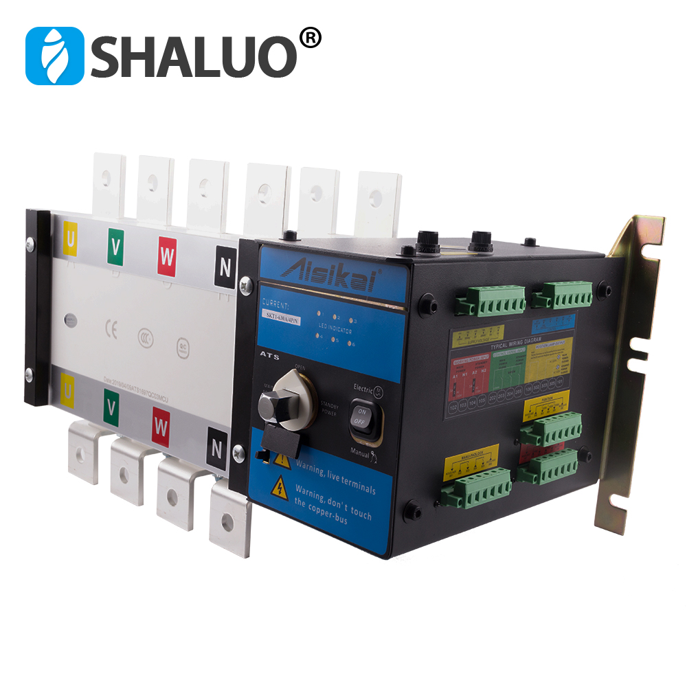 HOT SALE] Ats 630a 4p Controller Automatic Transfer Switch