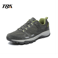 2017 TBA Man Running Shoes Outdoor Sneakers Grey Blue off road Athletic Summer Mesh Breathable Sports Shoes