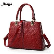 Große Kapazität Damen Einkaufen Partei Tote Tasche Elegante Damentaschen 7 Farben Präge Taschen Handtasche Für Frau
