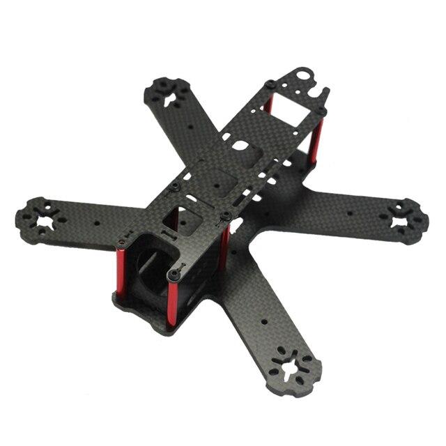 wholesale Mini 210mm QAV210  QAV180 carbon fiber Frame Racing frame Crossing frame DIY mini drone