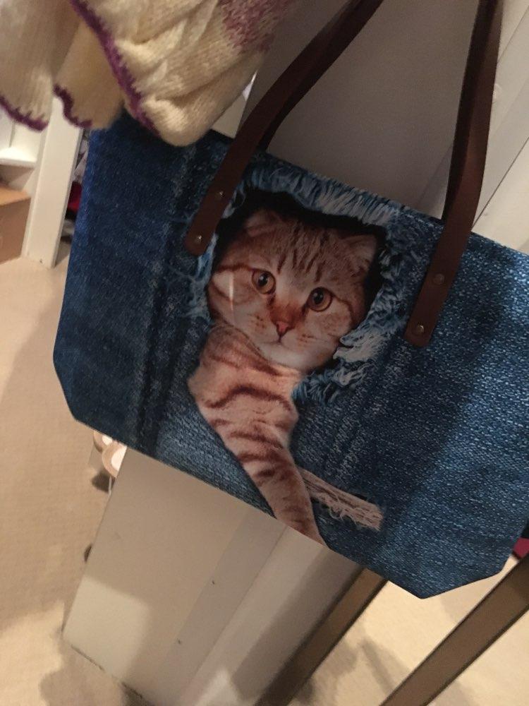 sacolas de sacolas de designer Tipo de Estampa : Animal