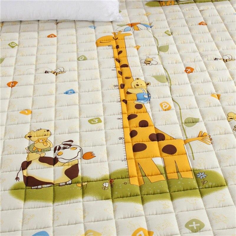 2.5cm quatre saisons épais bébé coton tapis d'escalade antidérapant bébé ramper tapis salon tapis de sol chambre tapis pour bébé cadeau - 5