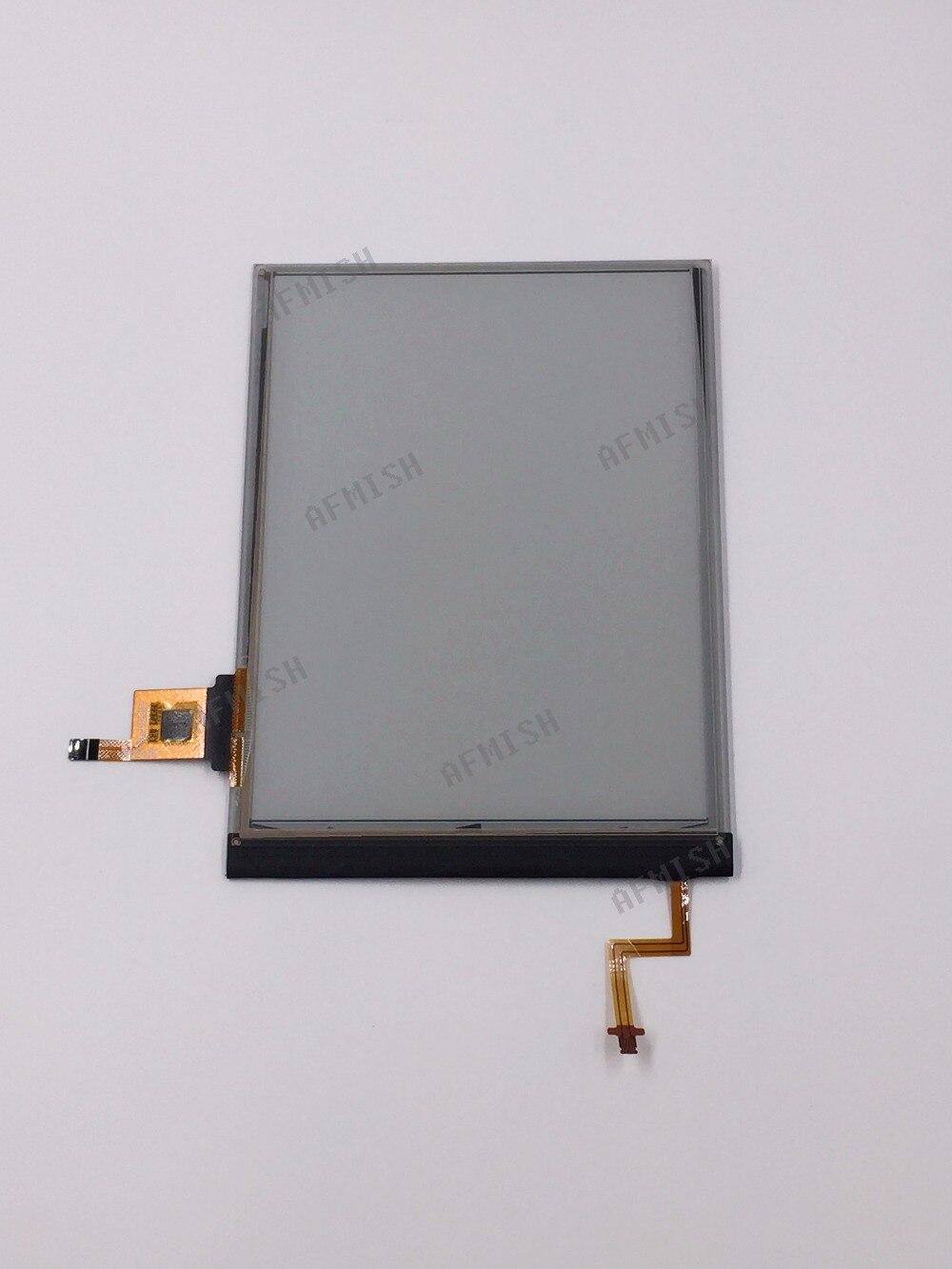 Pantalla LCD de 6 pulgadas para lectores de libros electrónicos, 100% de retroiluminación y táctil, envío gratis, ED060SCT