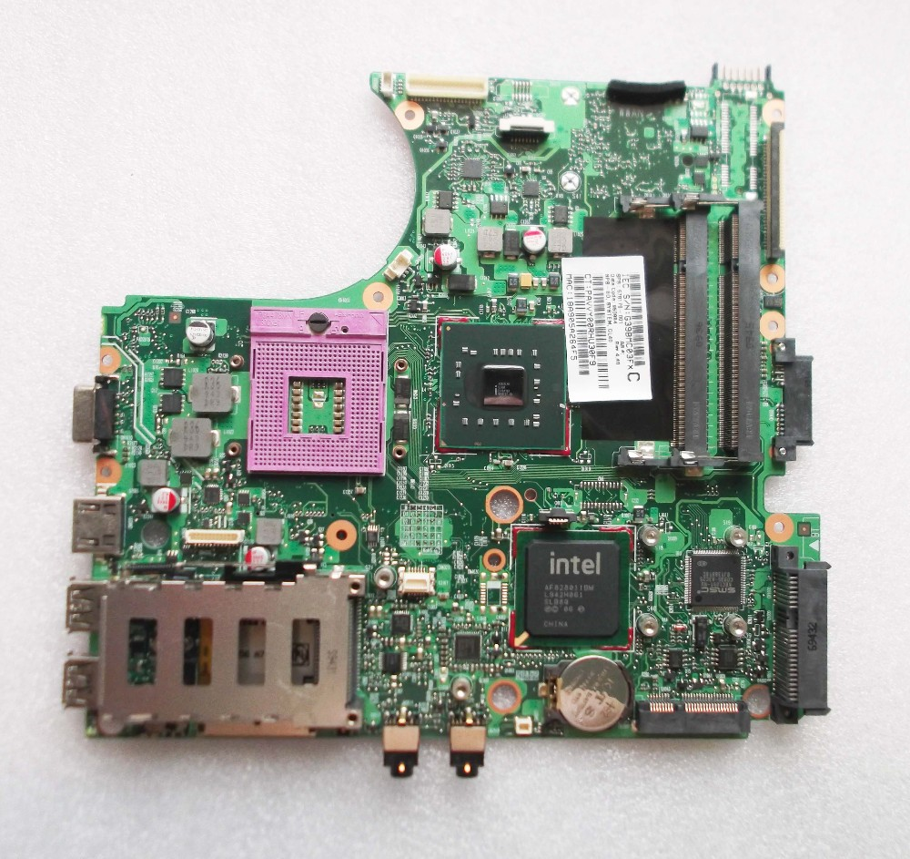 Bargain Price laptop Motherboard FOR HP Comaq 4510S 4311S 4411S 4410S 574510-001 6050A2252601-MB-A0X 100% Tested GOOD 574510 001 for hp 4510s laptop motherboard 6050a2252601 mb a03 gm45 ddr2 fully tested work perfect