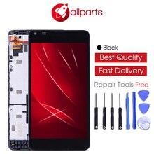 Лучшие Оригинальный 5,0 «ips ЖК-дисплей для NOKIA microsoft Lumia 640 Дисплей ЖК-дисплей Сенсорный экран Lumia 640 Дисплей Digitizer Замена RM-1072