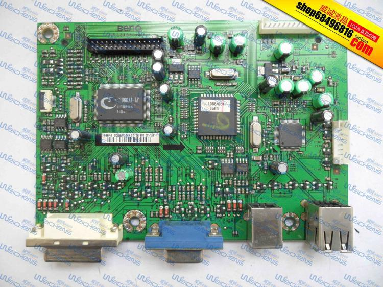 все цены на Free Shipping> /  L1955 logic board 4H.L1A01.A41 driver board / motherboard-Original 100% Tested Working онлайн