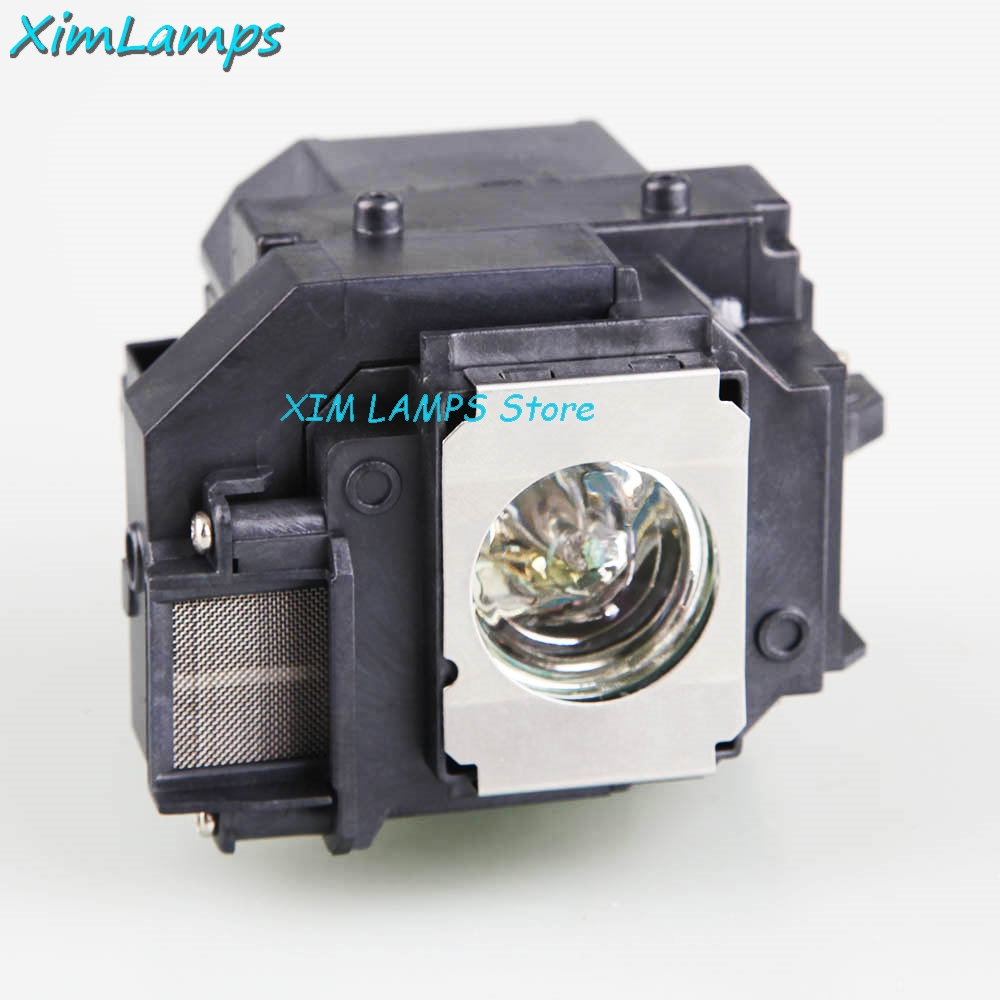 For Epson EB-S7+ EB-S72 EB-S82 EB-X7 EB-X72 EB-X8E EB-W7 EB-W8 ELPLP54 Xim Lamps OWH Original Projector Lamp/Bulb with Housing проектор epson eb s6 пульт
